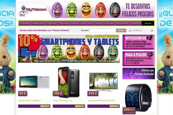 tienda informatica online